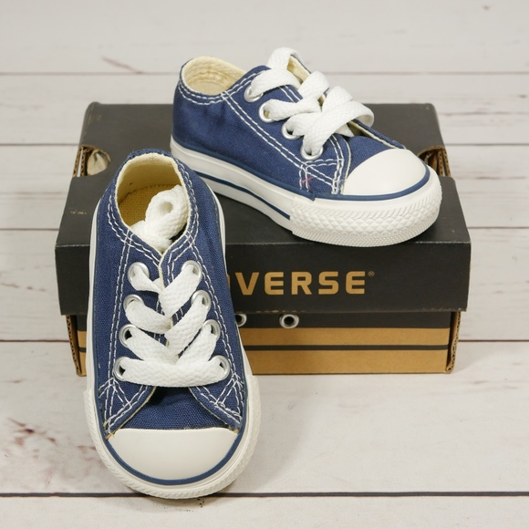 608005fc0fc3 NEW Converse Chuck Taylor All Star Blue Infant 2